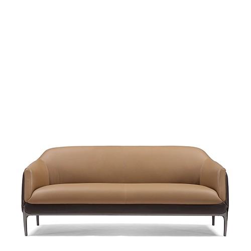 S107休闲沙发(三人位)1